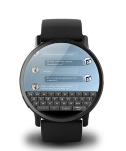 lem x smart watch messages